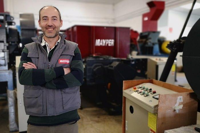 nuevo director de operaciones de mayper